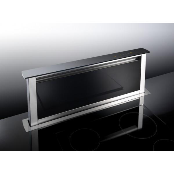 hotte tiroir plan de travail licena 90 broan. Black Bedroom Furniture Sets. Home Design Ideas